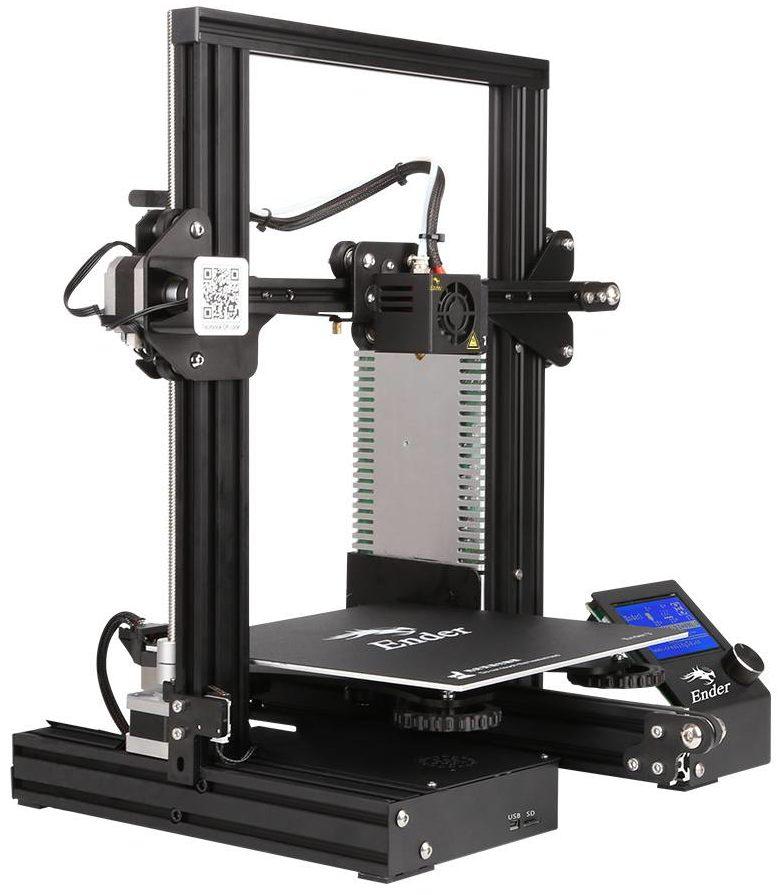 Creality Ender 3 220x220x250mm Print-Size