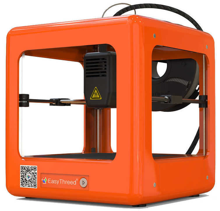 Easythreed nano - Mini 3D printer